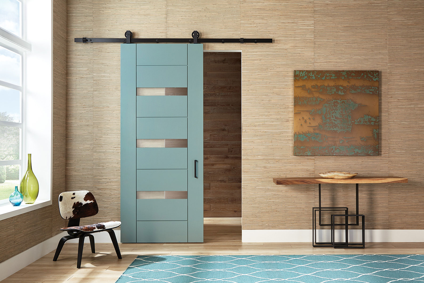 Diy Barn Style Bathroom Door: TruStile Doors