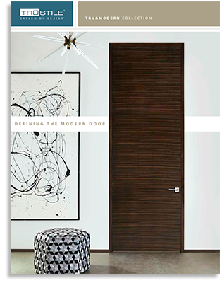 Flush door brochure