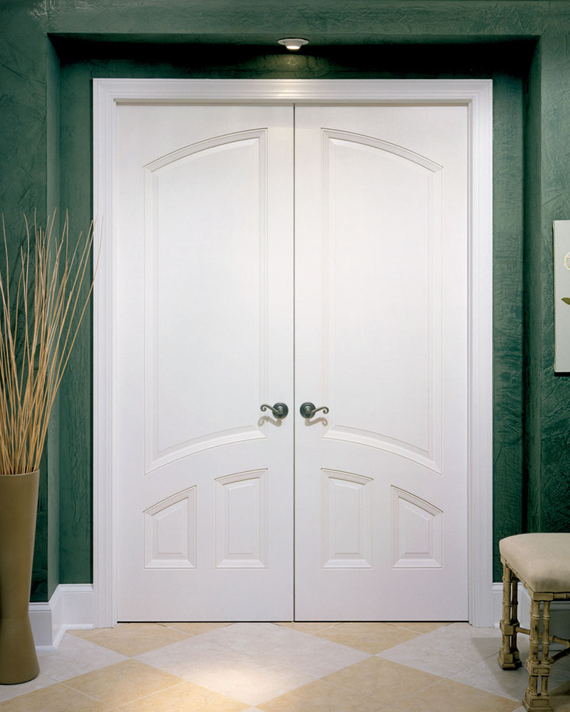 TS3040 with common arch pair & Arched Door Options | TruStile Doors Pezcame.Com