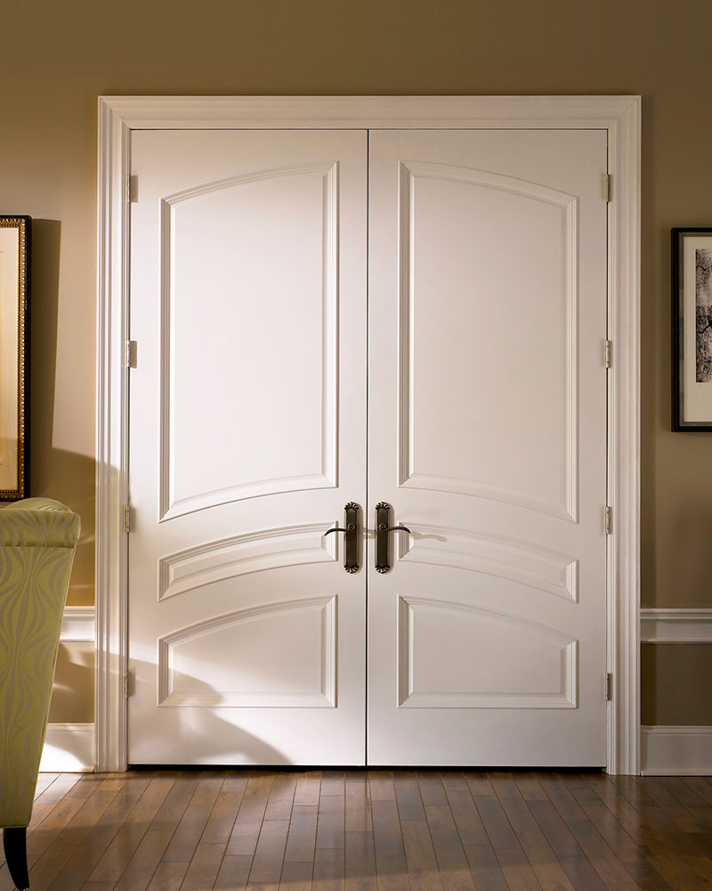 TS3160 common arch pair in MDF & Arched Door Options | TruStile Doors Pezcame.Com
