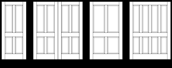 Barn doors trustile doors for Trustile doors cost