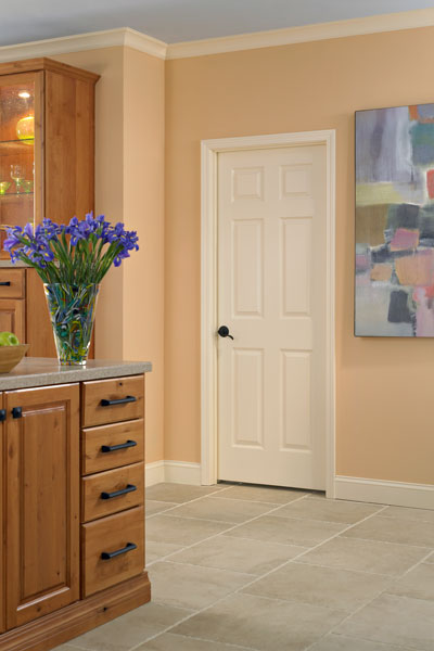 Before after trustile doors generic molded 6 panel door planetlyrics Choice Image