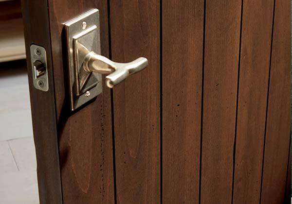 plank door options & Design Applications | TruStile Doors
