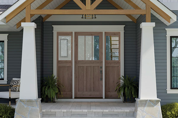 Craftsman entry system