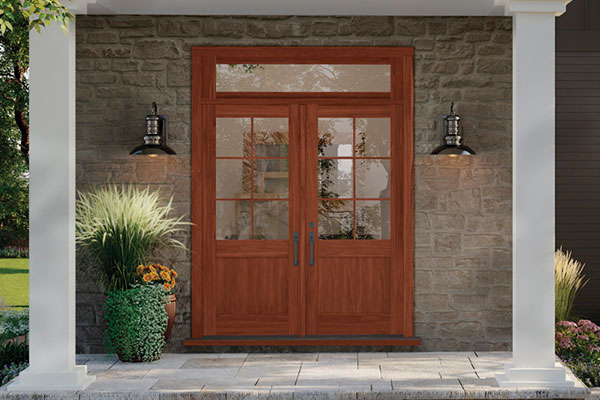 Modern Farmhouse entry system