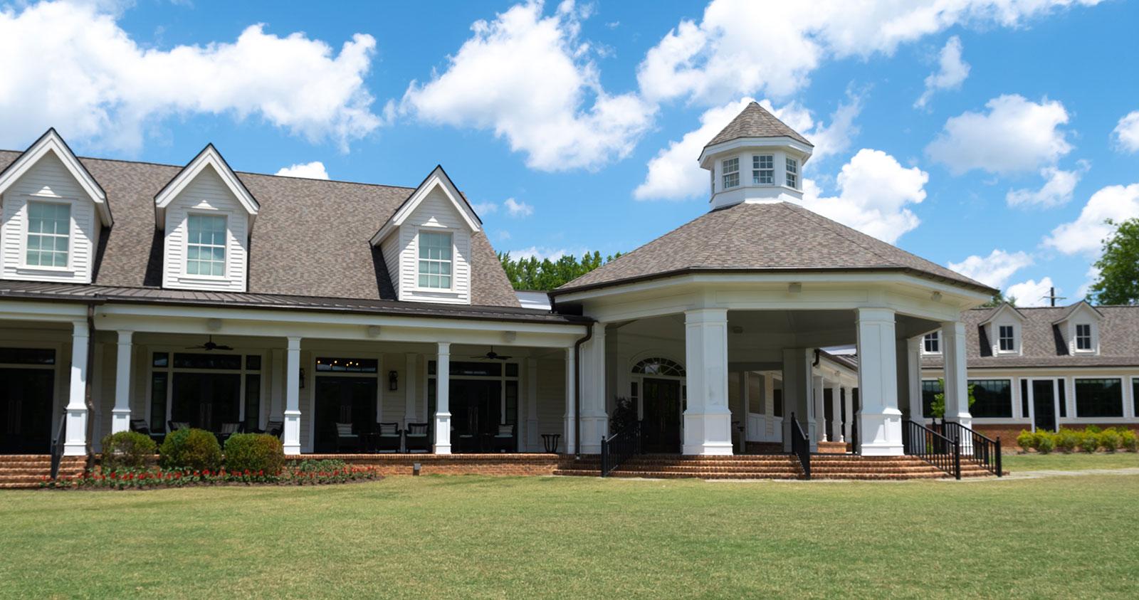 The Georgian Hall at Barnsley Resort, Adairsville, GA