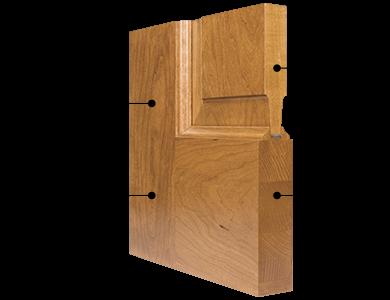 Images of Wooden Door Detail - Losro.com