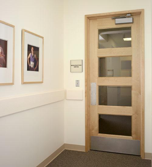 custom fire rated doors frames trustile doors. Black Bedroom Furniture Sets. Home Design Ideas
