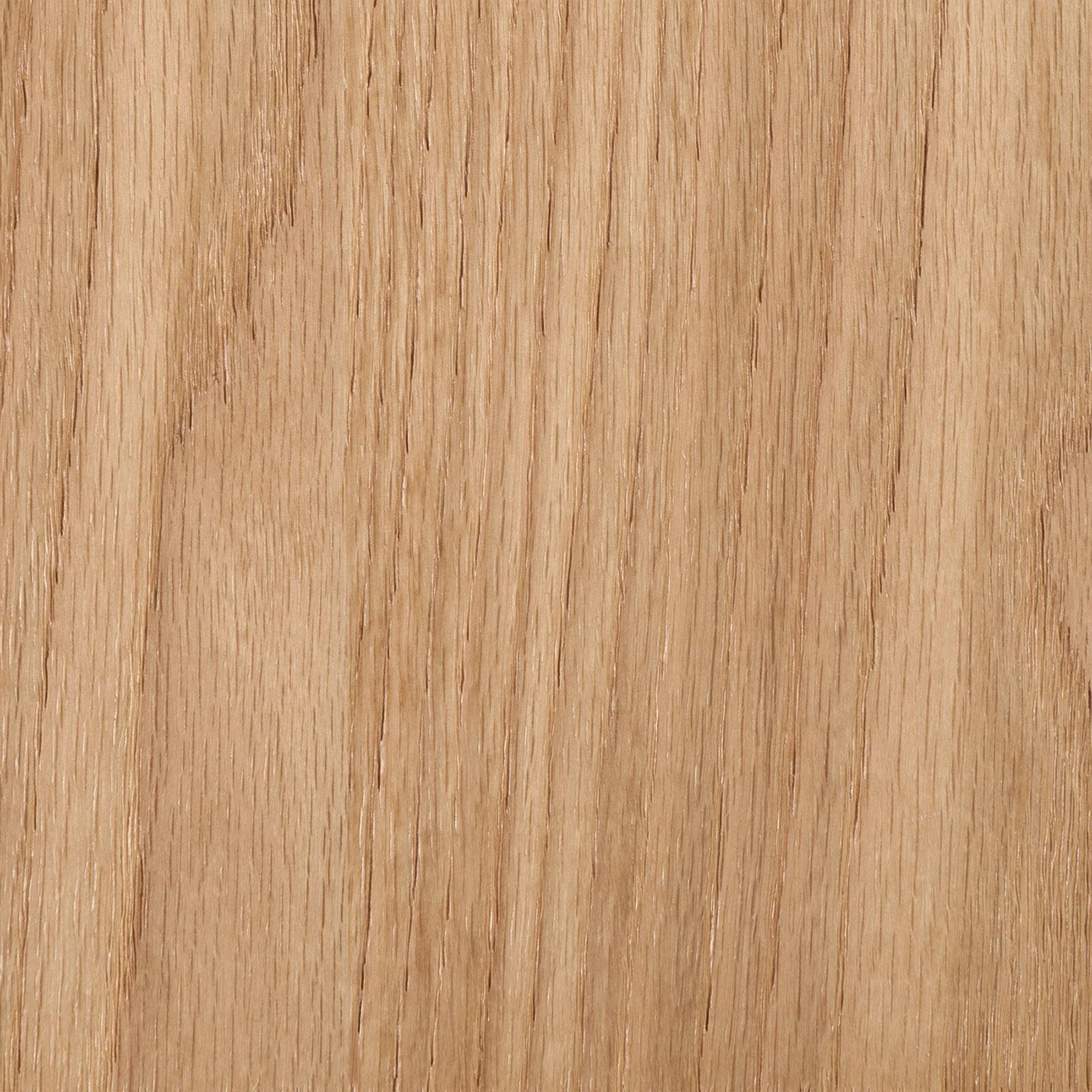 White oak wire brushed trustile doors