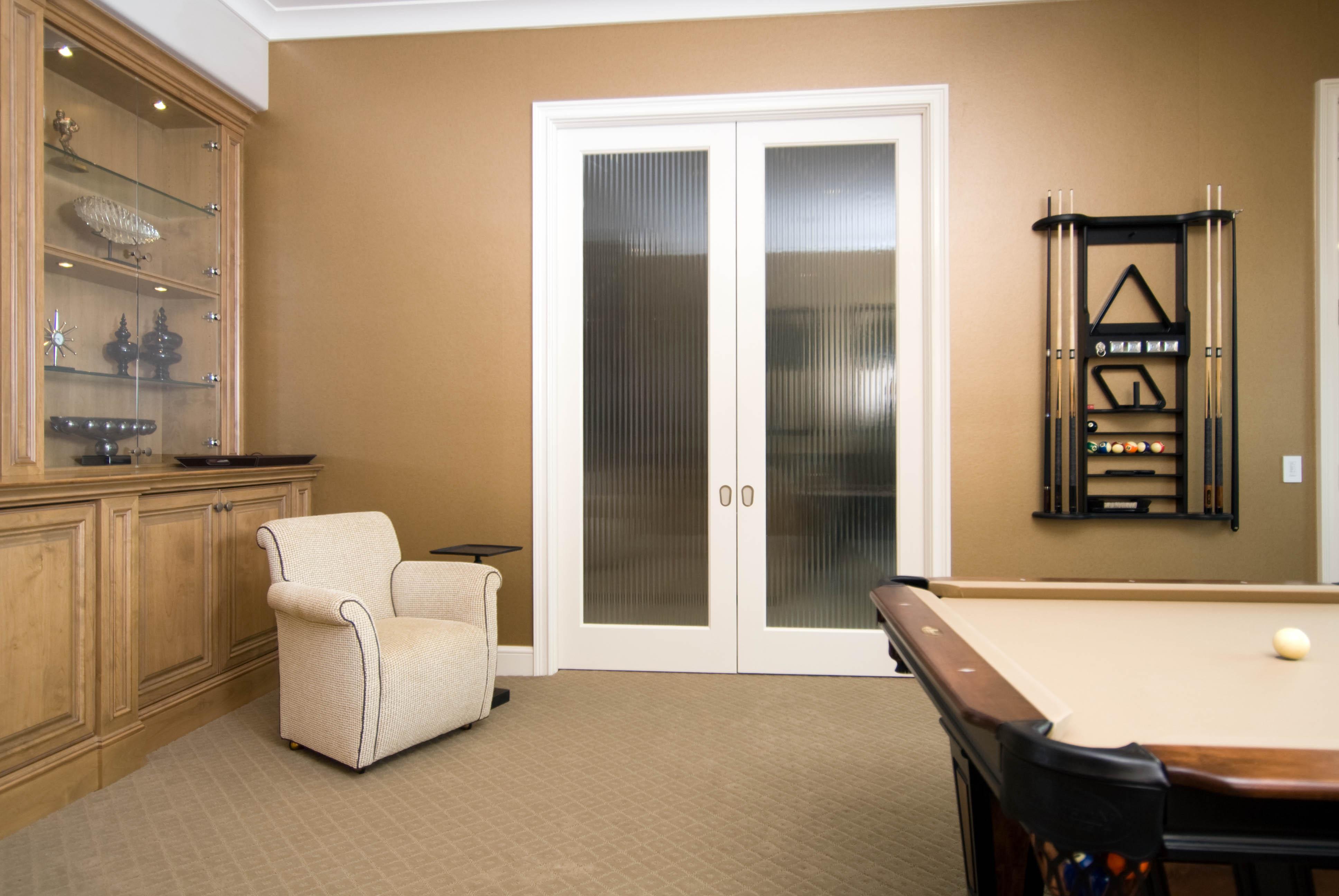 Fl100 Game Room Pocket Doors Trustile Doors