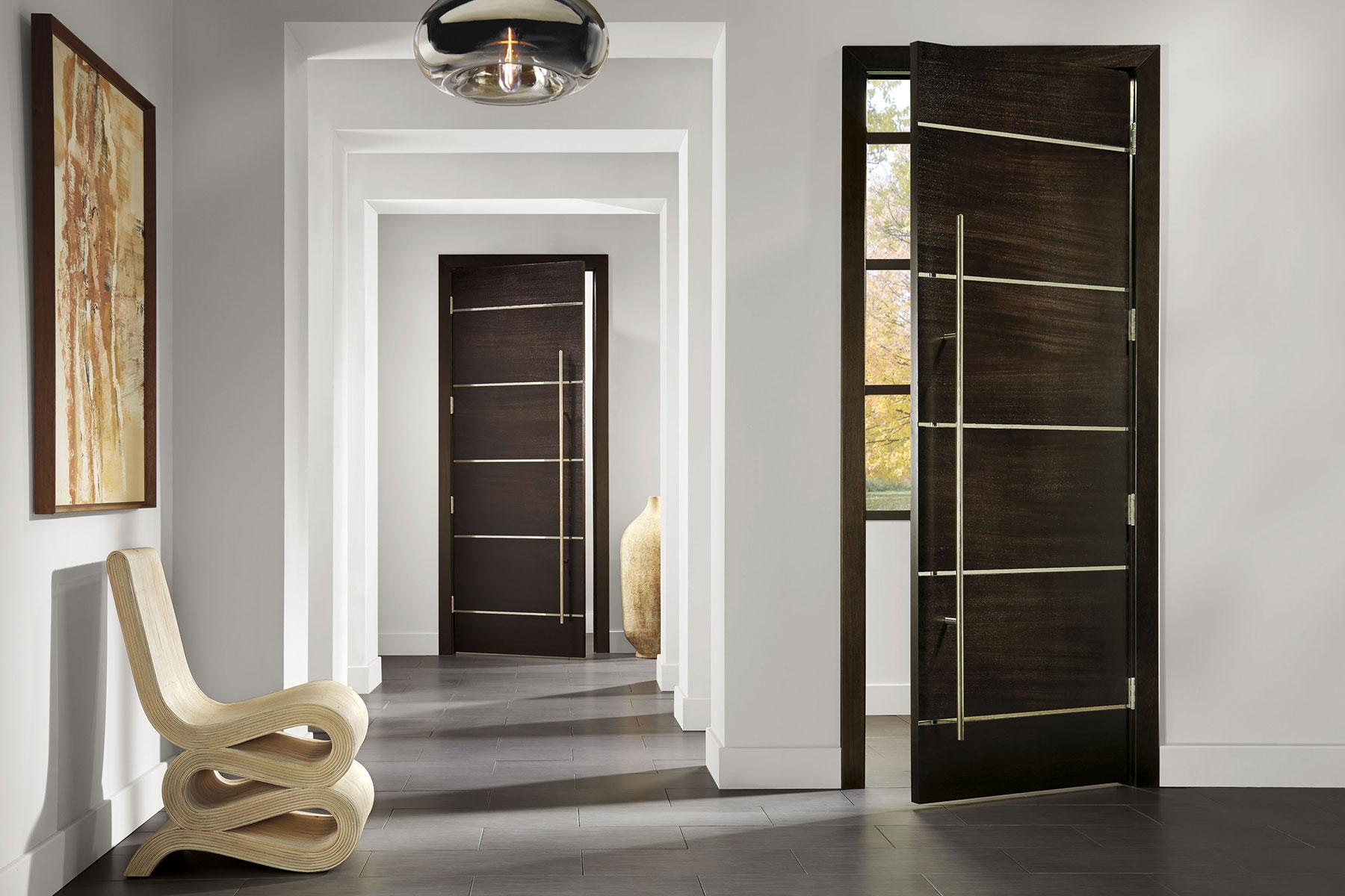 modern doors  trustile doors