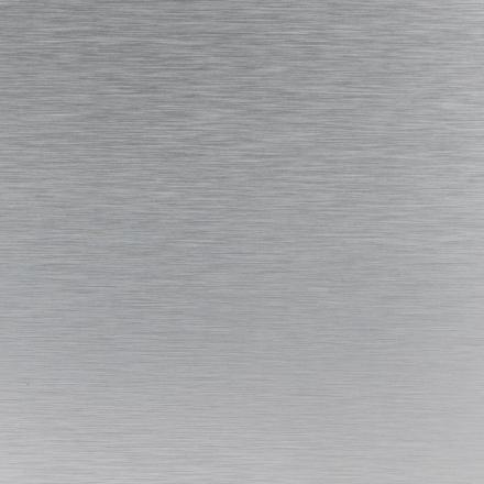 Brushed Aluminum Trustile Doors