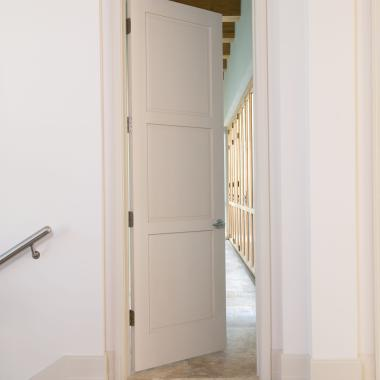 TS3000 in MDF with square stick (SS) sticking and raised (A) panel & Photo Gallery   TruStile Doors