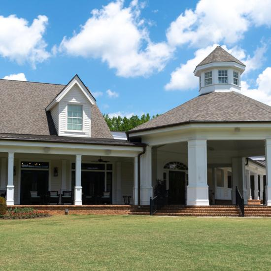 The Georgian Hall at Barnsley Resort, Adairsville, GA