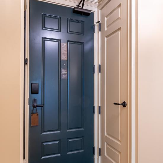 TS6050 door in MDF with Roman Ogee (OG) sticking and Scoop (B) panel.