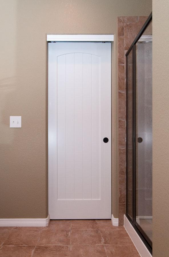 Pocket Door Styles : Vg bathroom pocket door trustile doors