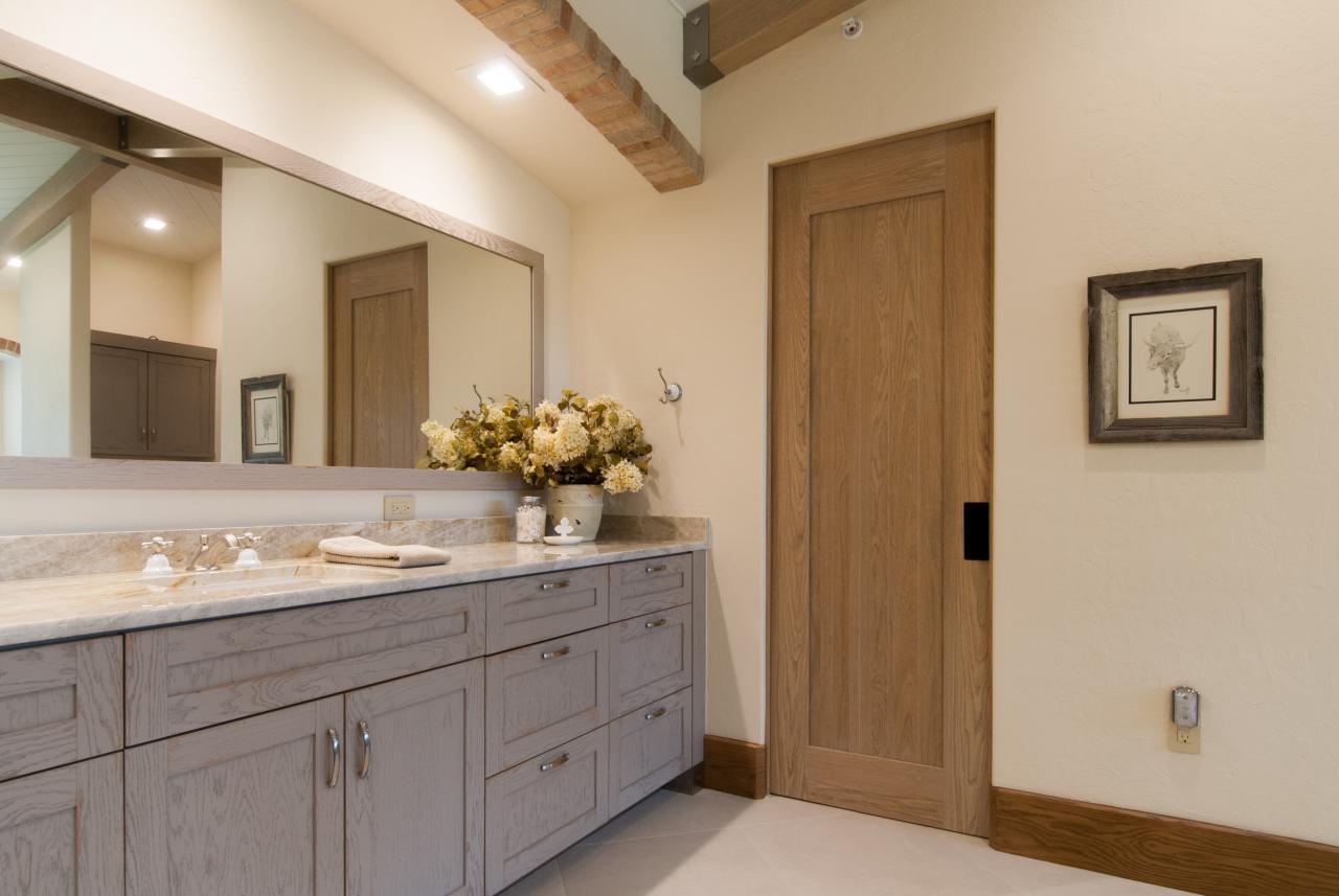 Bathroom door trustile doors for Trustile doors cost