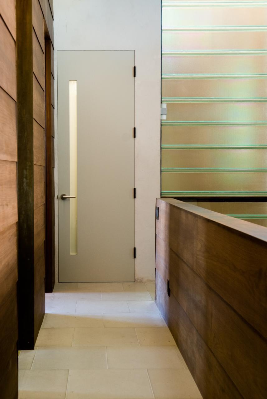 Custom 1 lite flush door trustile doors for Trustile doors cost