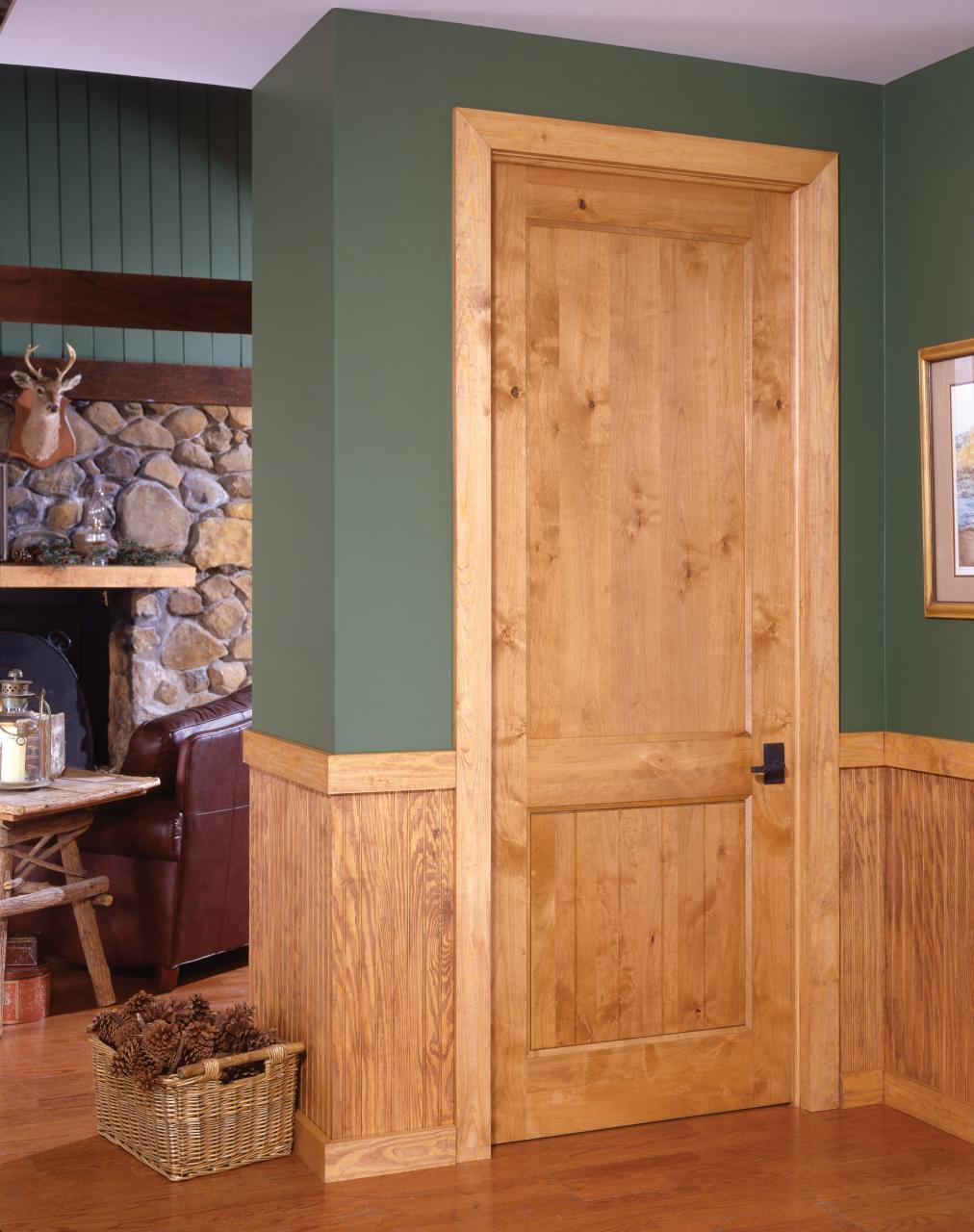 Photo gallery trustile doors for Interior cabin doors