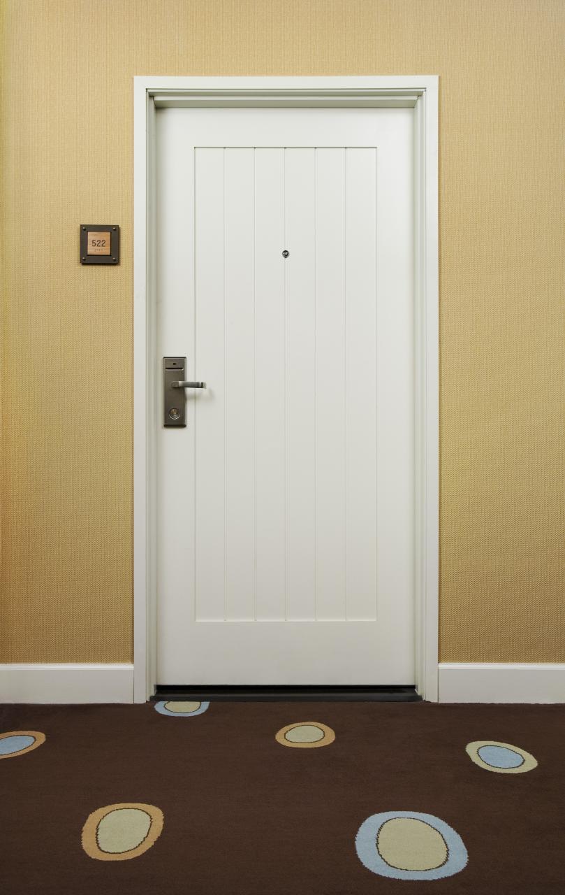 Hotel Doors Design Entry Doors: VG1010 Hotel Room Entry Door