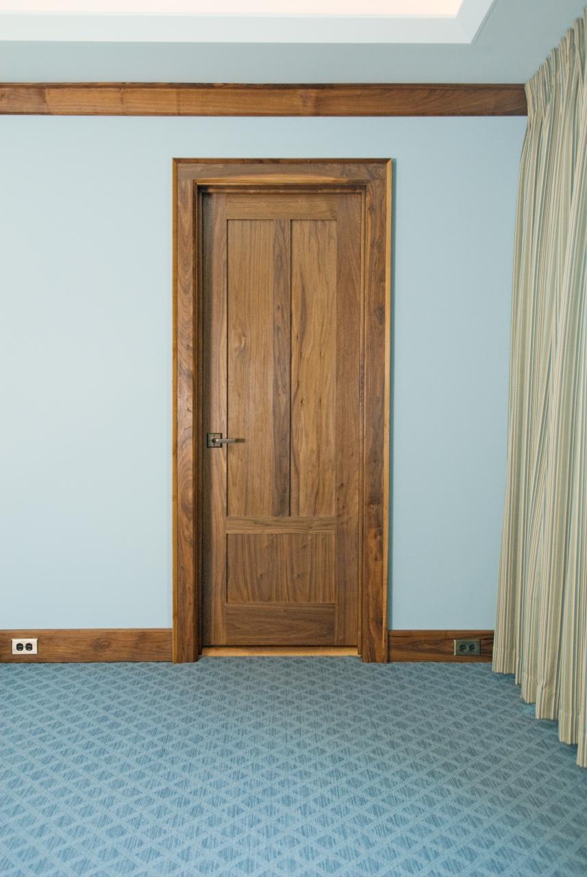Ts3190 In Walnut Trustile Doors