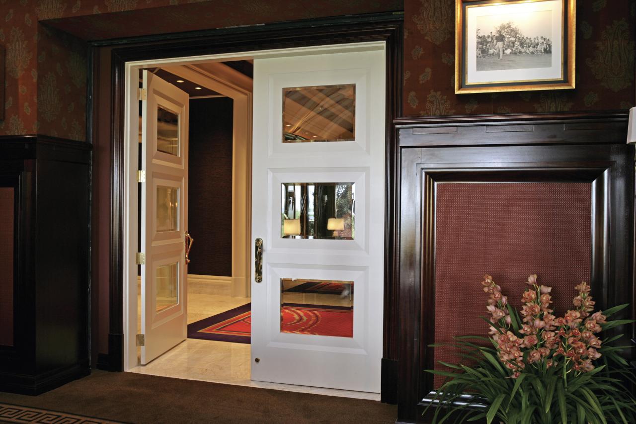 Wynn las vegas doors trustile doors for Trustile doors cost