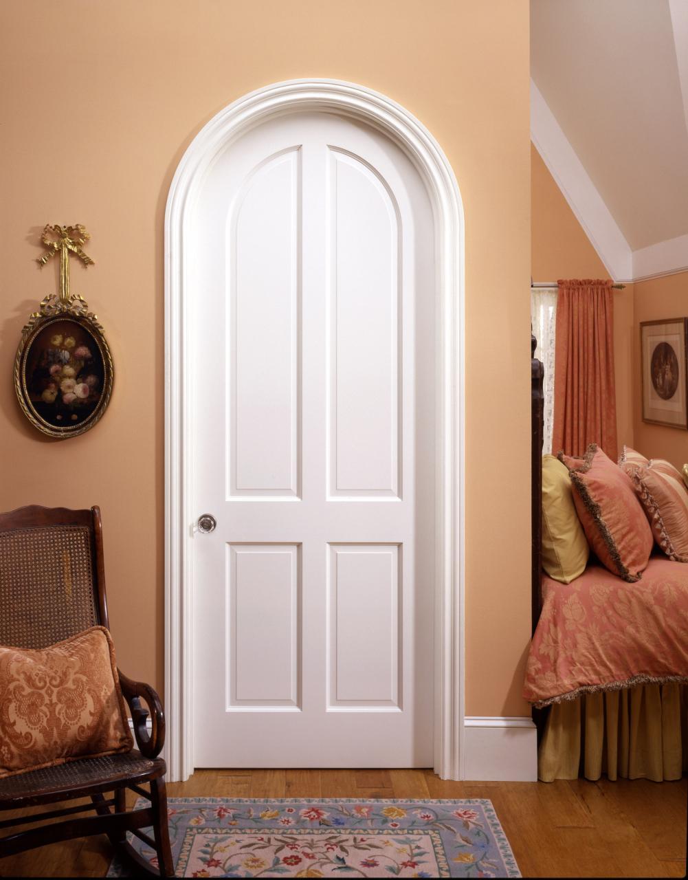 Ts4070 victorian style door trustile doors - Porte ad arco ...