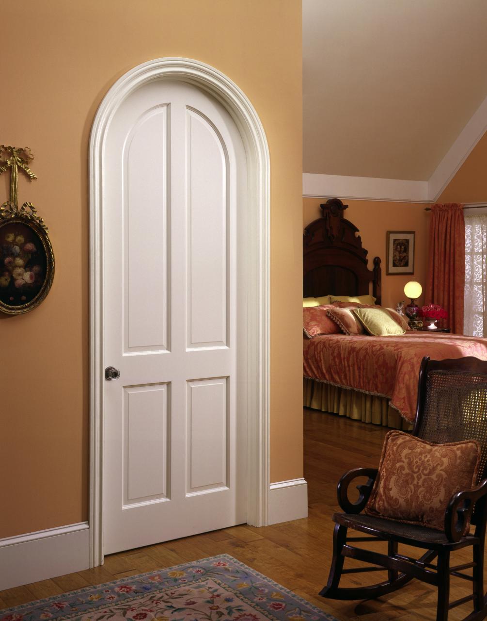 Ts4070 victorian style door trustile doors for Victorian door styles